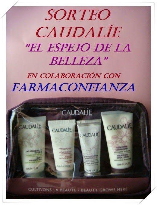El Espejo de la BELLEZA: Sorteo Caudalíe en colaboración con FARMACONFIANZA...@Farmaconfianza