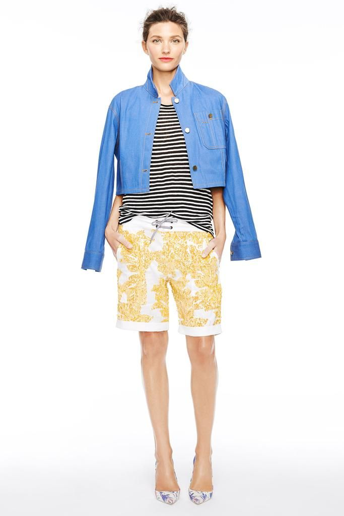 J.Crew Spring 2015 Ready-to-Wear - Collection - Gallery - Look 14 - Style.com
