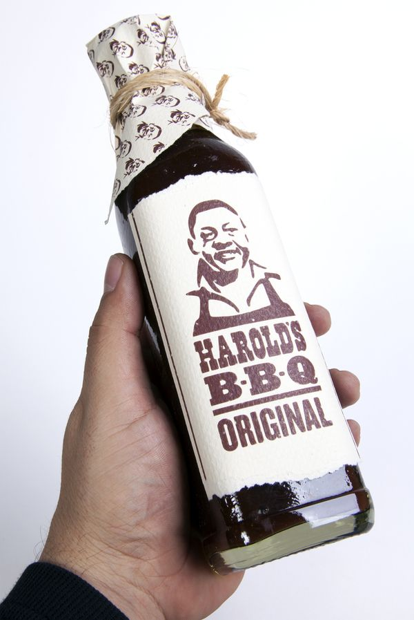 Craft Bbq Sauce From Abilene Tx Designed By The Wonderful Corey Hale