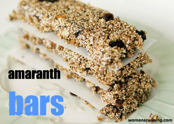 These tasty bars are made with the south american superfood grain these tasty bars are made with the south american superfood grain amaranth and forumfinder Images