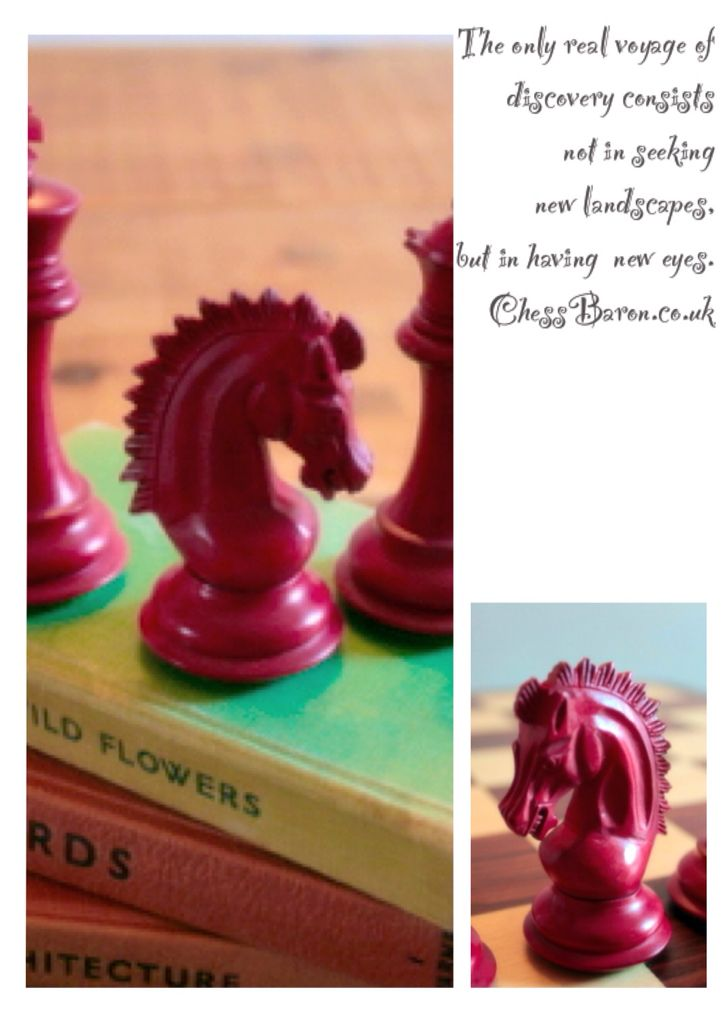 Feed your mind. Live life. Always solid wooden chess pieces. Handcrafted woodwork and made to last. Brought to you by ChessBaron.co.uk
