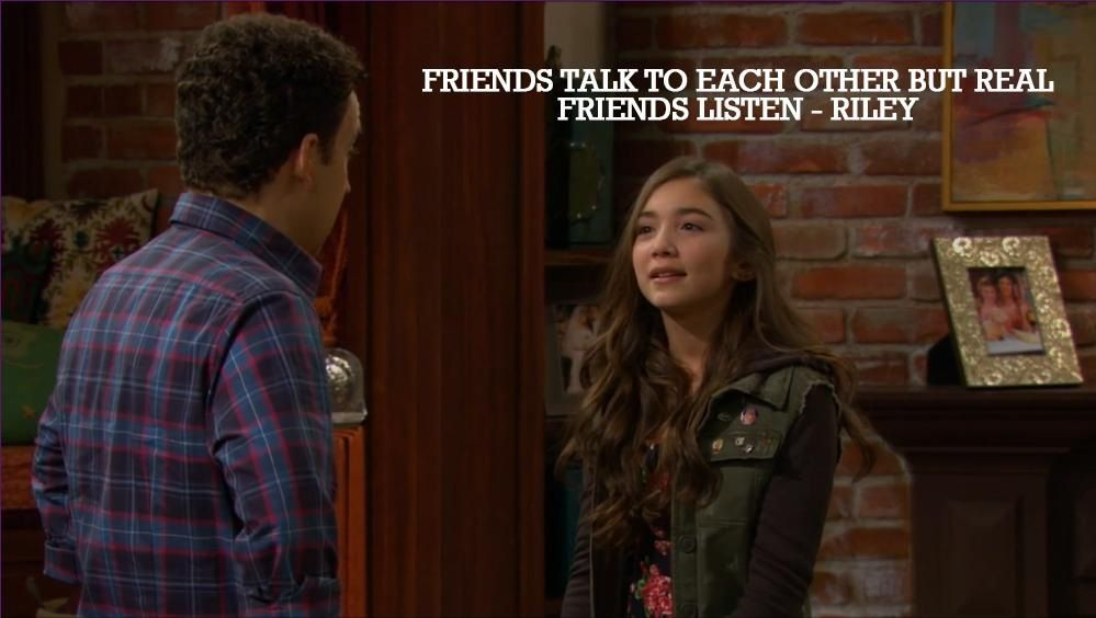 Girl Meets Boy Quotes