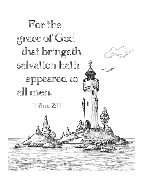 Bible Study – The Amazing Power of Grace