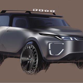 Discovery sketch . . .  #car #transportation #minimalism #landrover #automotivedesign #transportationdesign #cardesign #carsketch #landroverdiscovery #cardesigncommunity #sketch #sketchbook #render #photoshop #doodle #doodles #4x4 #designerspen #design #illustration #designdaily #wacom #offroad #toronto #canada #everyday #daily #concept #conceptart #cardesignconcept