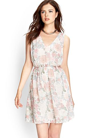 Dreamy Crossback Dress | Forever 21 - 2000087780
