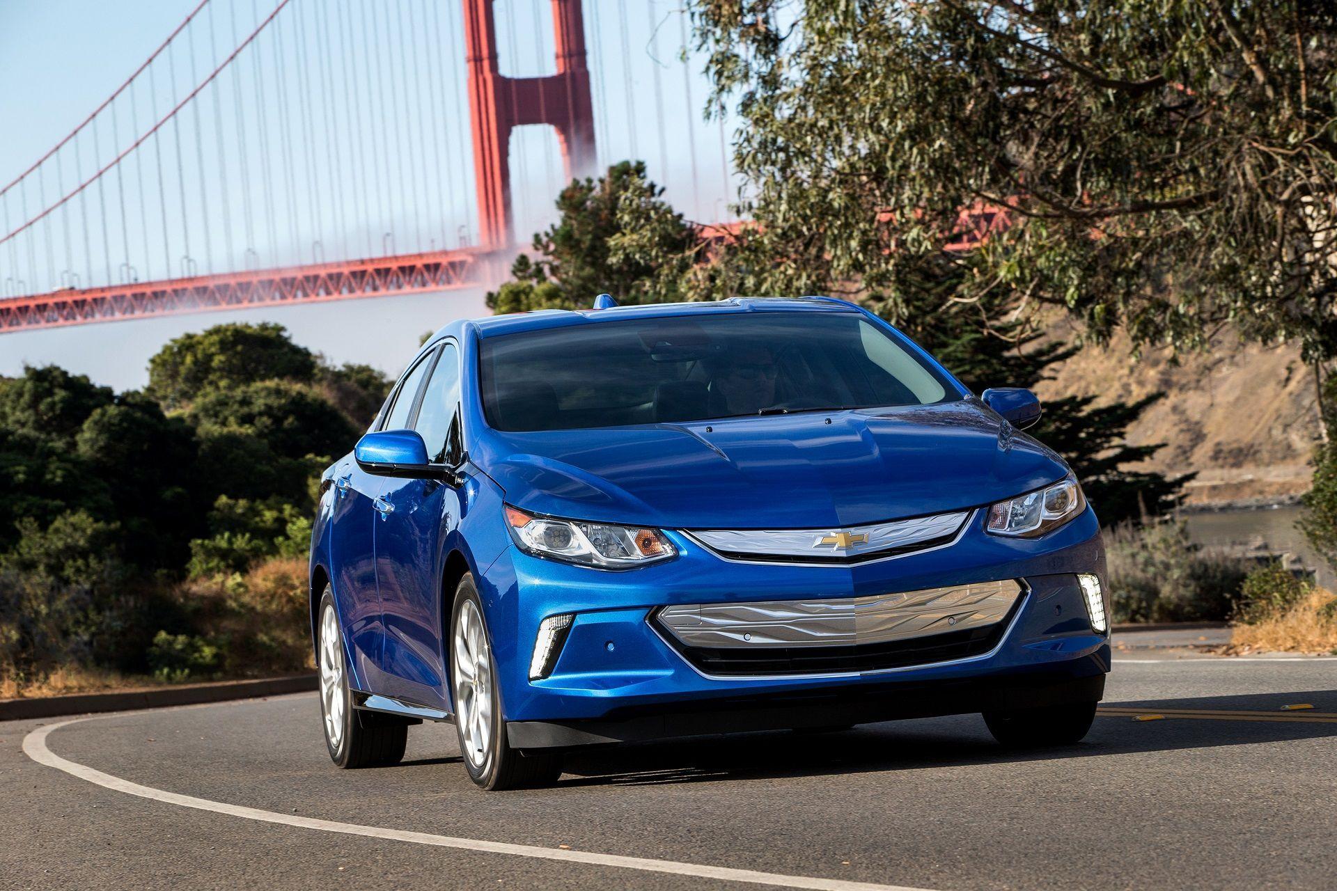 2020 Chevrolet Volt Picture