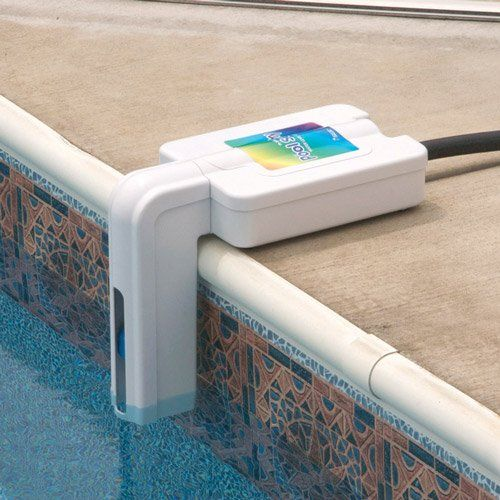 Rola-chem M-3000 Pool Sentry THE POOL SENTRY is used to maintain