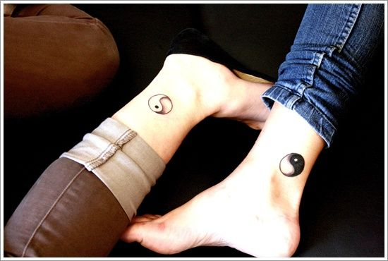 37 Amazing Yin Yang Tattoo Designs Tattoo Pinterest Tattoos