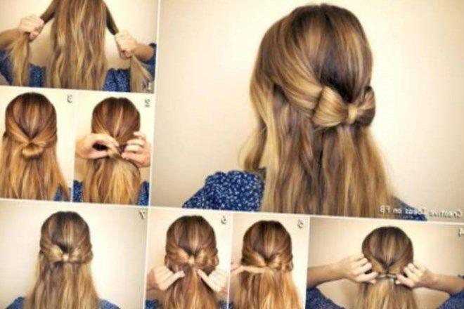 Einfache Frisur Für Langes Haar Flechtfrisuren Selbermachen