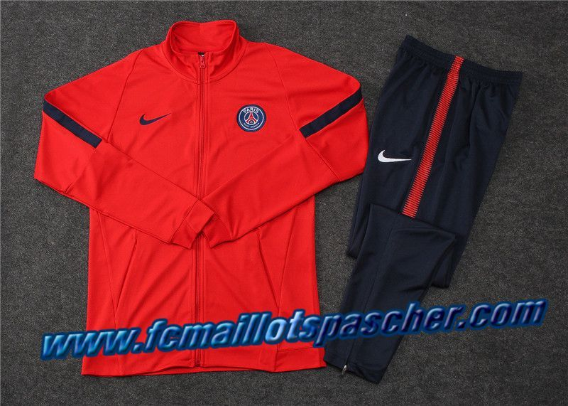 survetement foot pas cher chine homme Nike Veste Paris