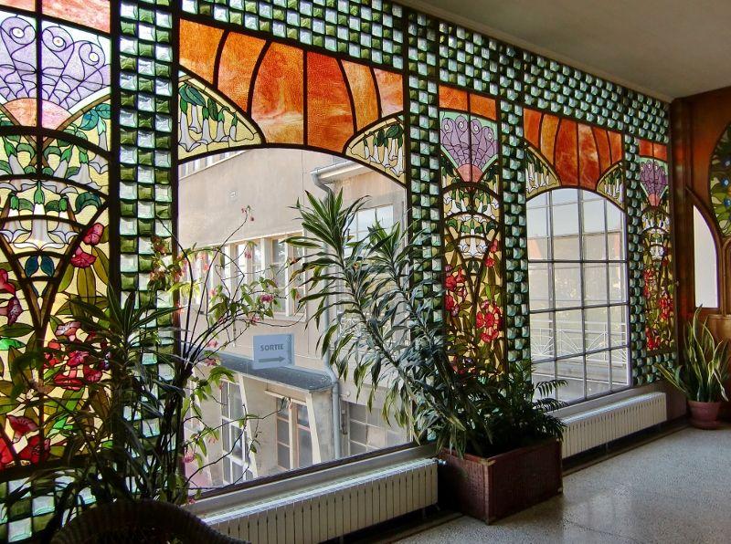 Delightful Art Nouveau Architecture, Art Deco Art, Nancy Dellu0027olio, Stained Glass,  Lorraine, Frederic, Joseph, Villas, Winter