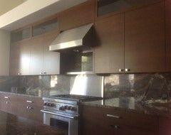 Leaside Custom Home - Transitional - Kitchen - toronto - by Steffanie Gareau Interior Design