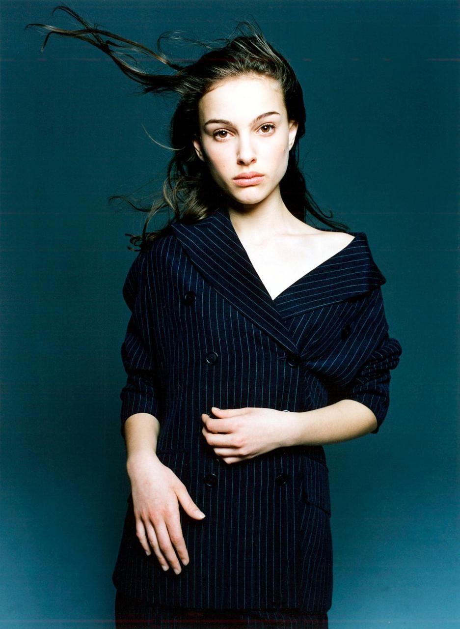 Natalie Portman in 1996