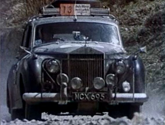 rolls royce rallye car - Google-Suche