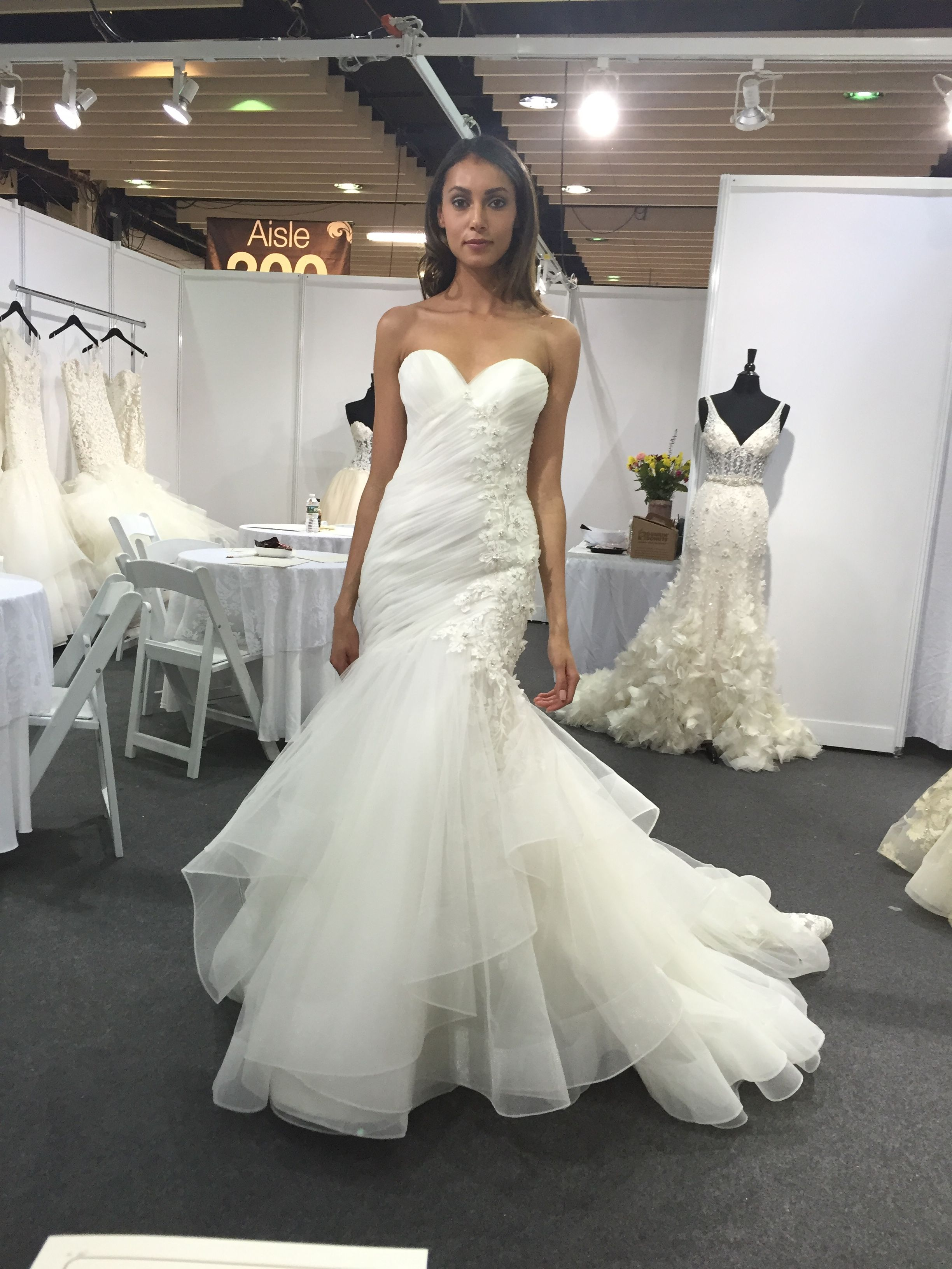 Eve of Milady Spring 2017 Collection available at Bridal Reflections ...