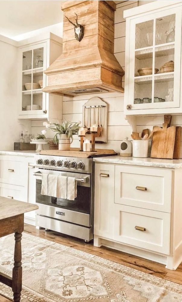 57+ Practical Solutions for Kitchen Cabinets with Creative Ideas - Page 19 of 57 - Cool Women Blog
