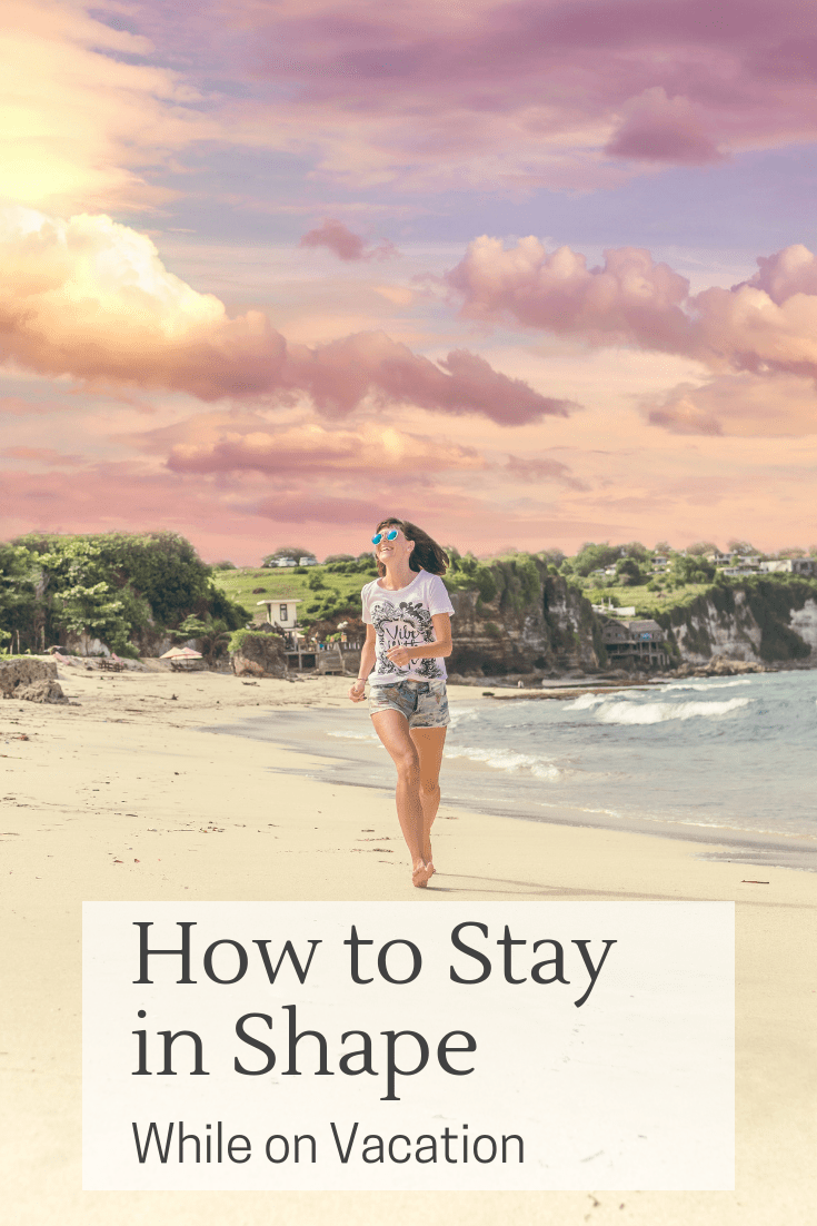 Traveling is not a time to throw your fitness out the window. We've got some great tips to help you...