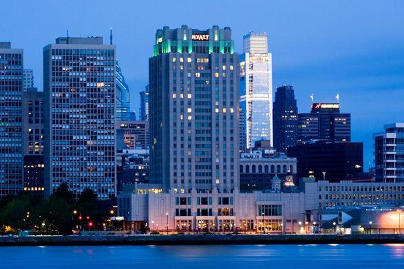 Not A Bad View From The Hyatt Regency Penns Landing Philadelphia Would You Like To