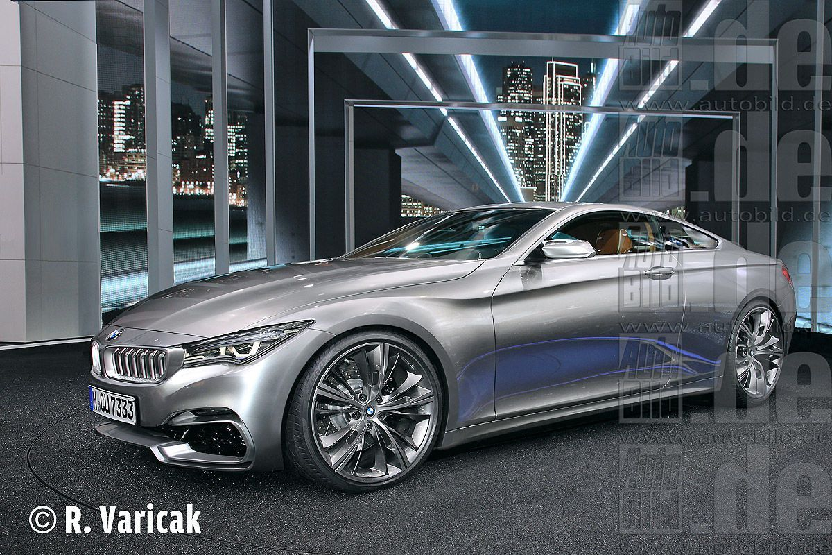 2018 bmw 6 series coupe rendering. Black Bedroom Furniture Sets. Home Design Ideas