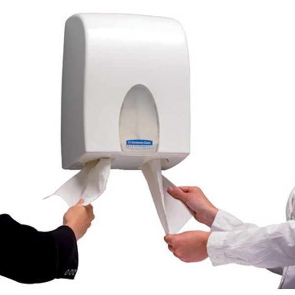 Dual Folded Paper Towel Dispenser Paper Towel Dispenser