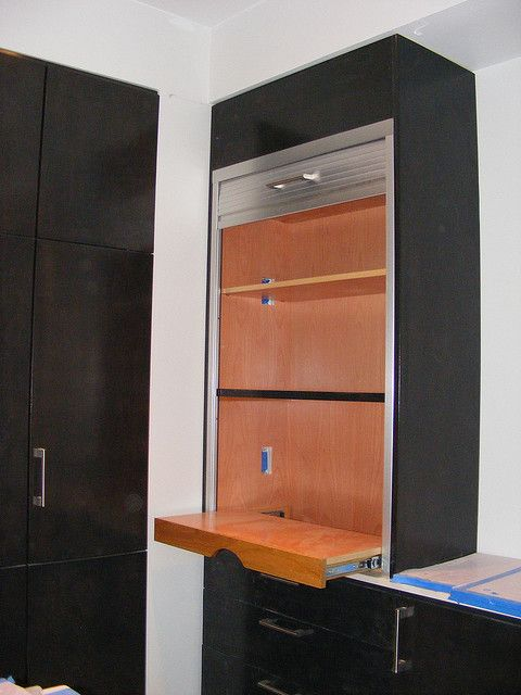 appliance garage cabinet link has other modern house