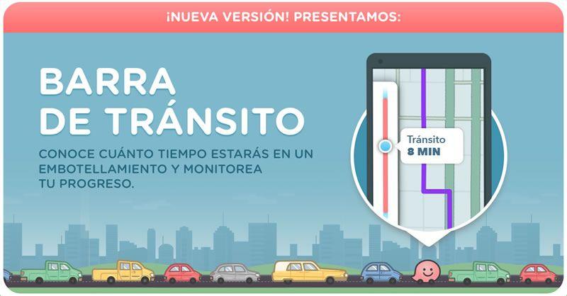 Waze lanza nueva versión de su app Luxury & Cars Versiones