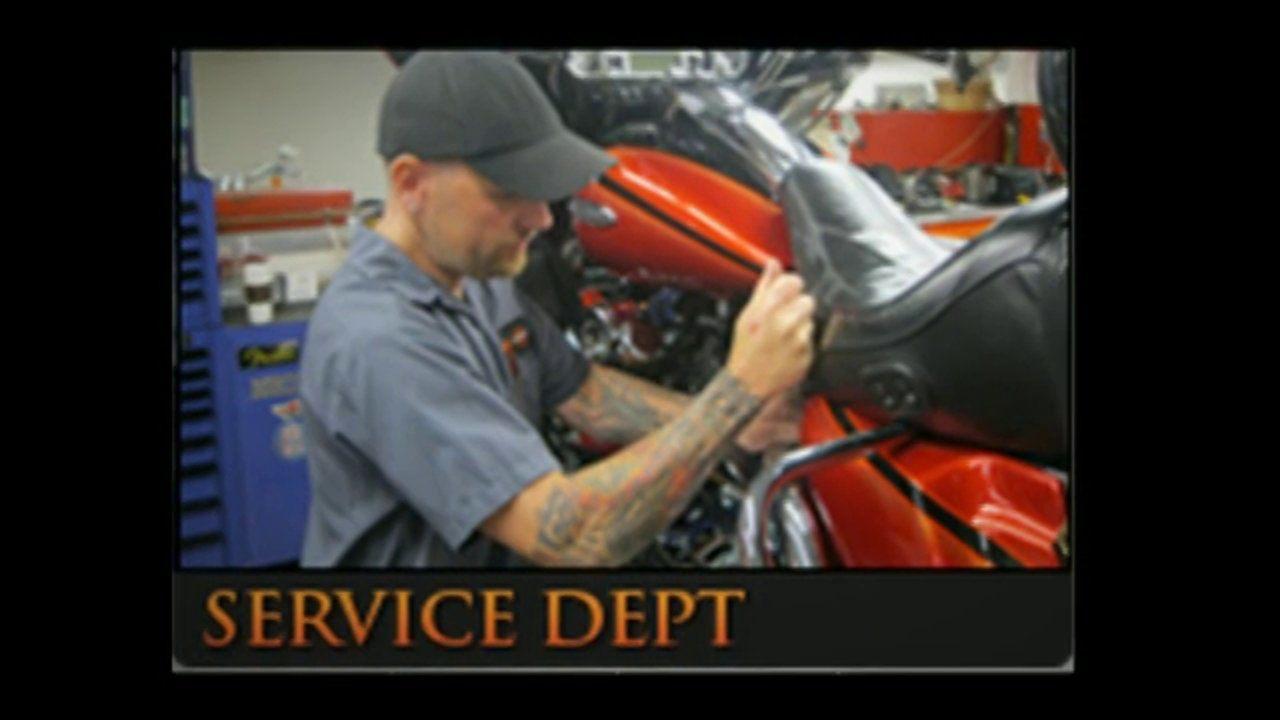 Barbs Harley Davidson Video