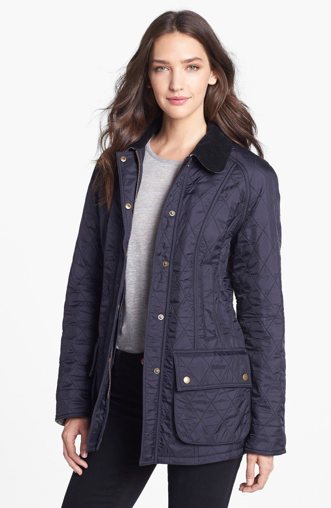 available Barbour Fashion at Jacket 'Beadnell' Nordstrom Quilted q8aPwSg