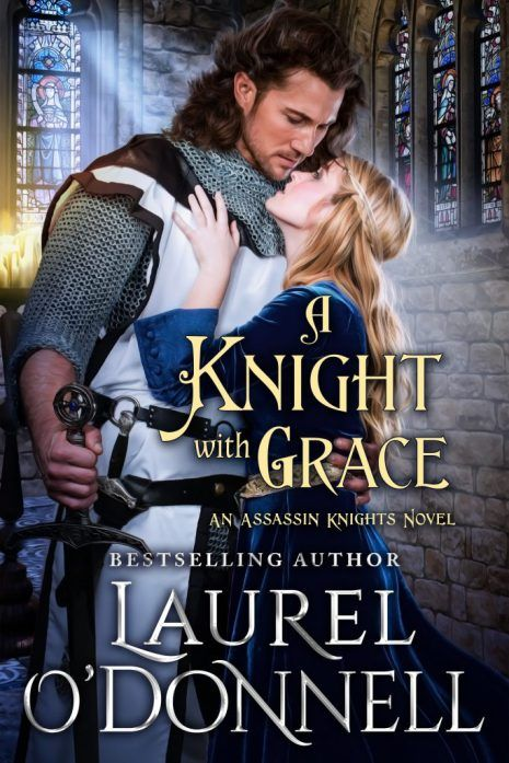 A Knight With Grace by Laurel O'Donnell #ReleaseBlitz @IndieSagePR @laurelodonnell #Giveaway - Diana's Book Reviews