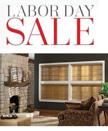 Labour Day Weekend Sales http://www.zebrablinds.com/