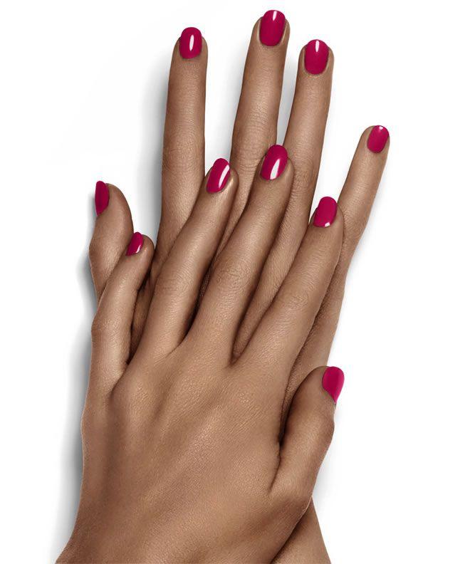 Love this color!! nail polish shades for olive skin ...