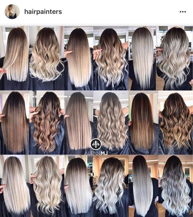 Light Ash Brown With Ash Blonde Balayage Hair Hair Highlights