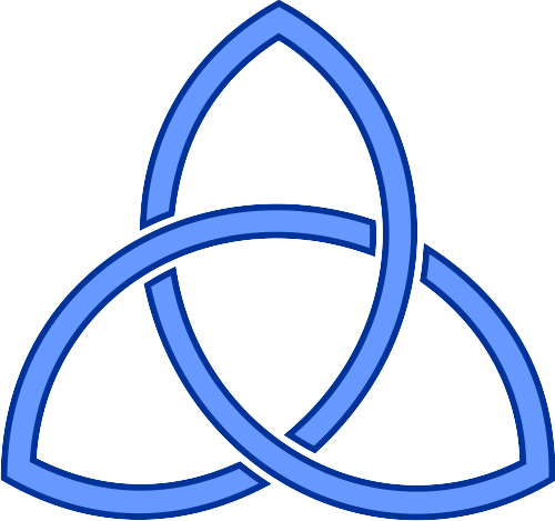 Take An Illustrated Tour Of Christian Symbols Triquetra