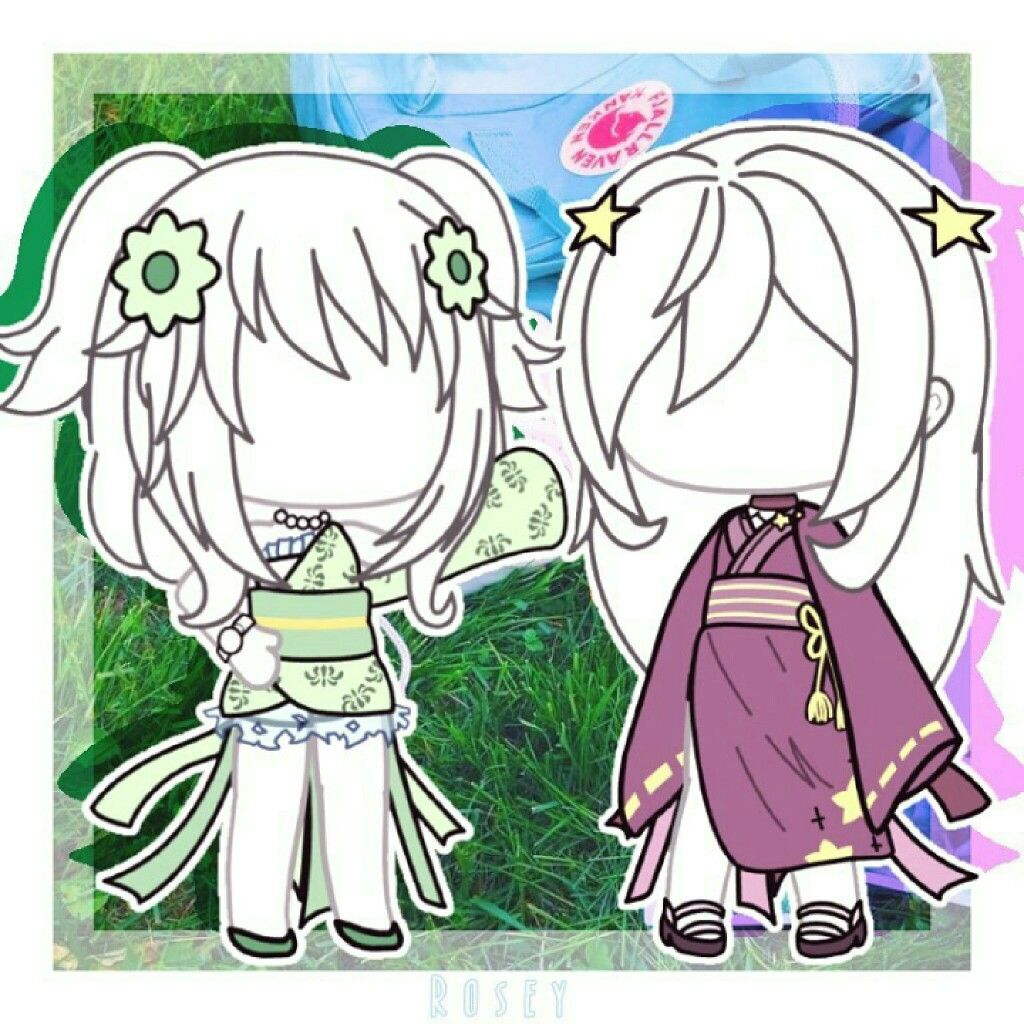 Gacha Outfit Anime Outfits Club Outfits Character Outfits