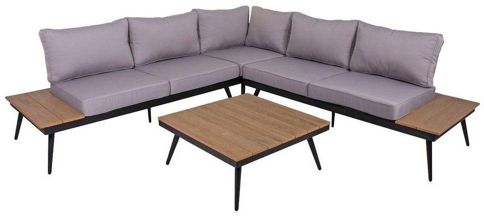Garden Pleasure Garten Tisch 165x80 Esstisch Eukalyptus Holz Mobel