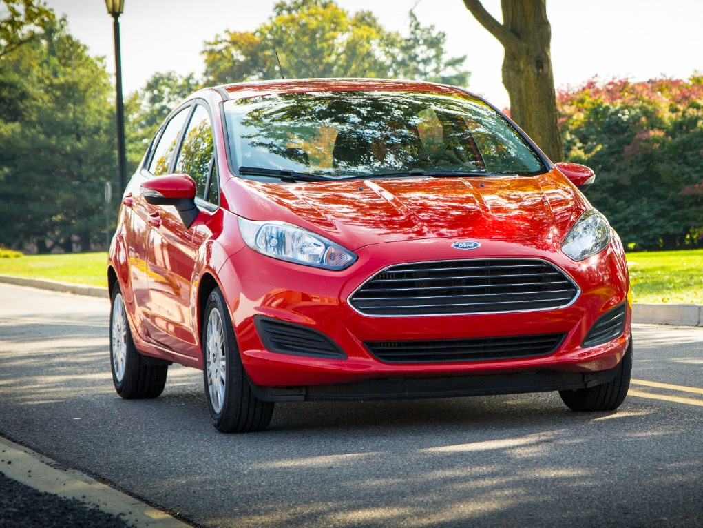 Brighton Ford 2014 Ford Fiesta Raises Standard For Fuel
