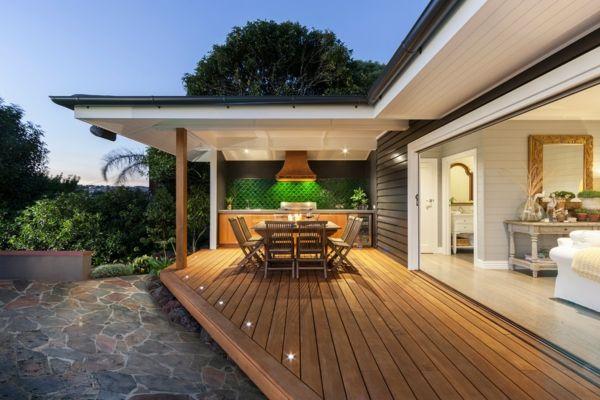Terrasse En Bois Ou Composite Idees Merveilleuses Pour L Exterieur