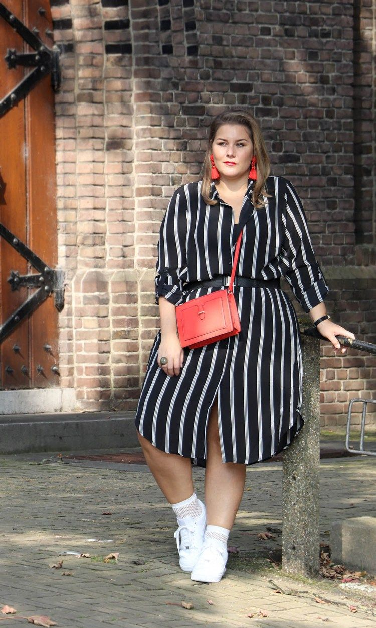 Photo of OUTFIT | red lips & curvy hips
