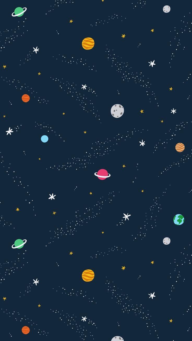 Space wallpapers for iPhone, iPad, desktop