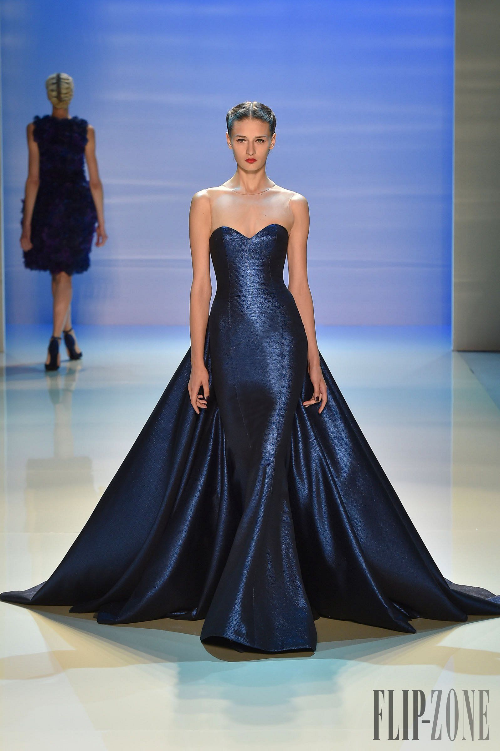 Georges Hobeika Official pictures F/W 2014-2015 - Couture