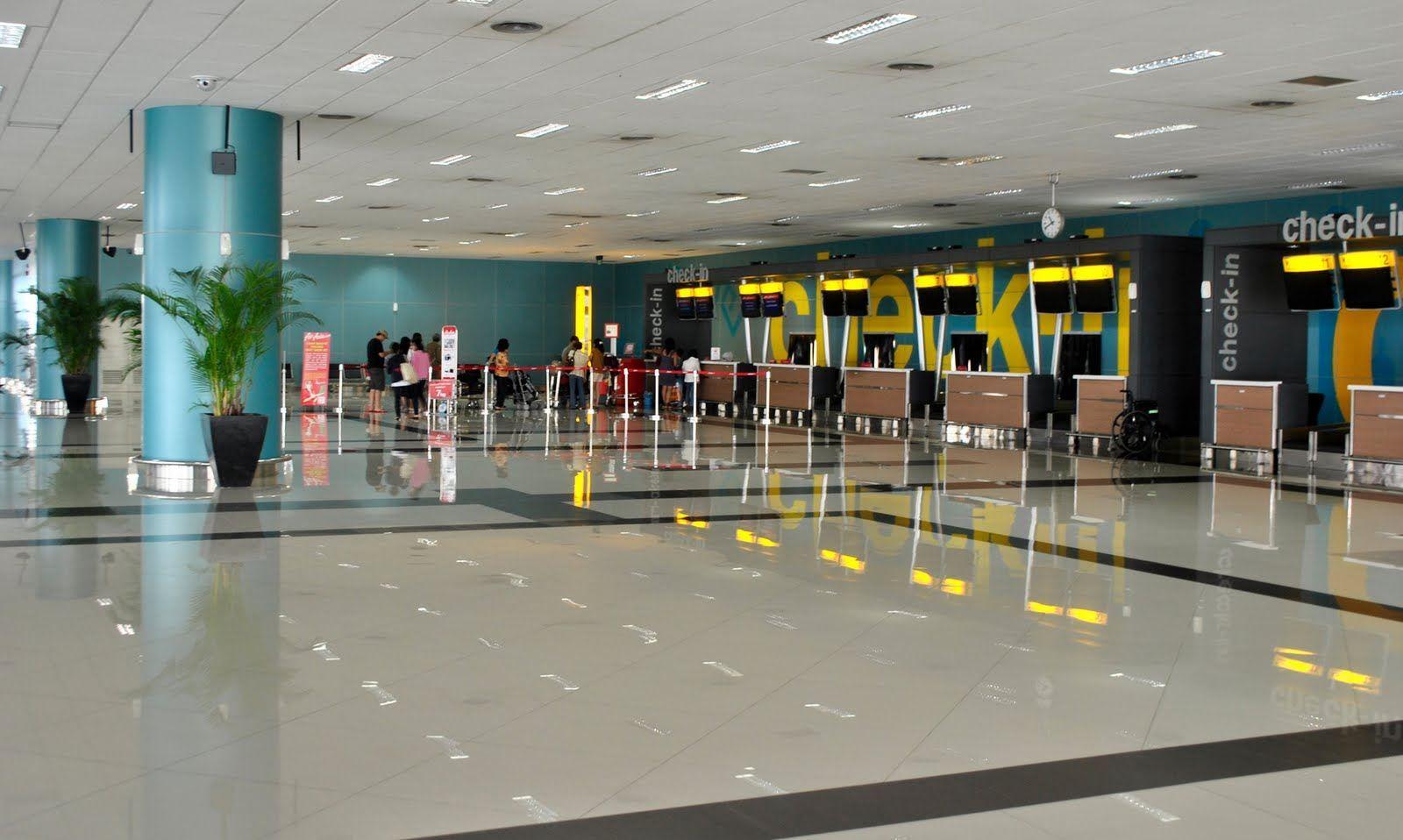 مطار بالي