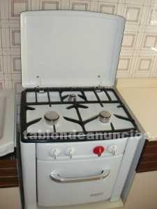 Conjunto cocina gas butano orbegozo, muebles bajos forlady y ...