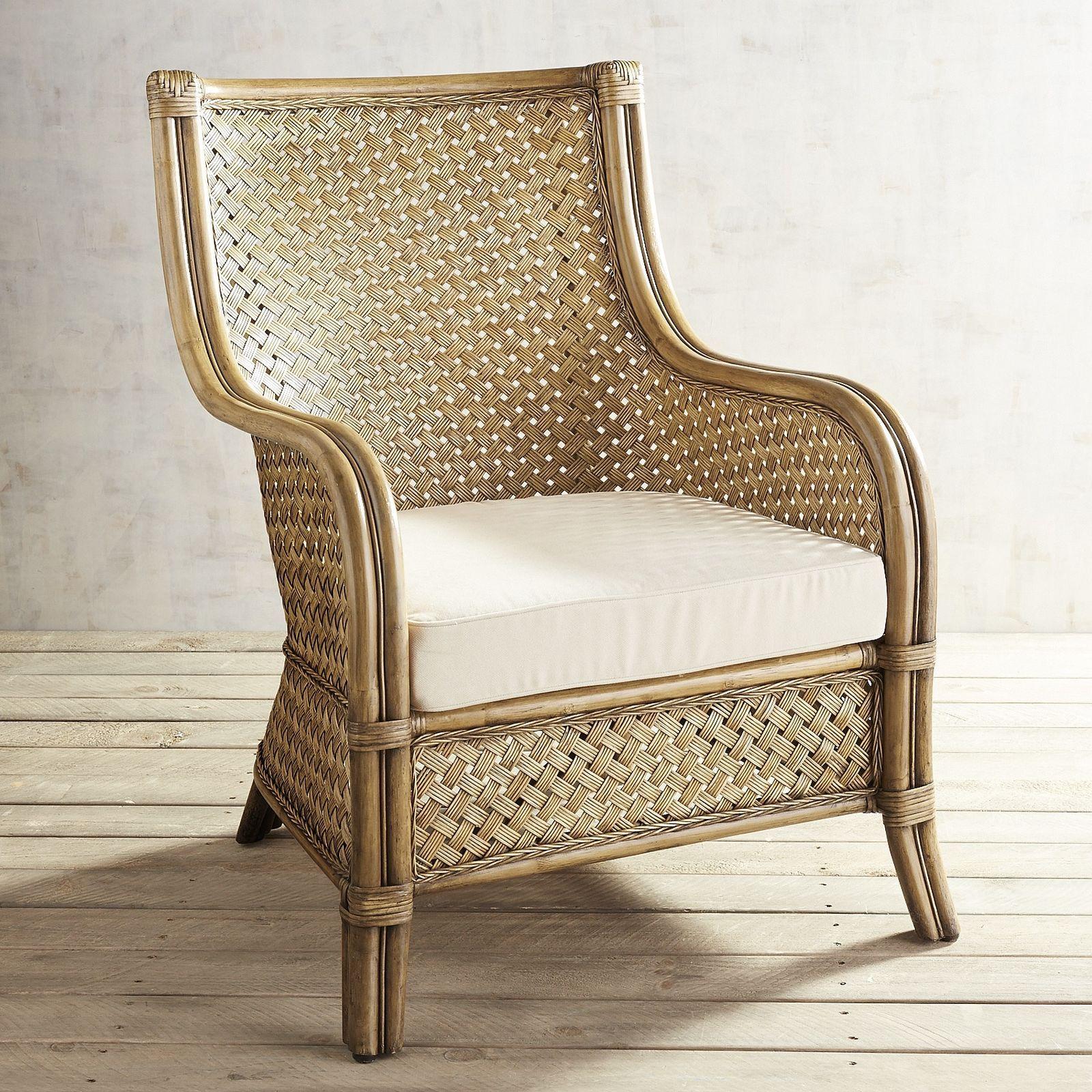 Sakura Wicker Armchair