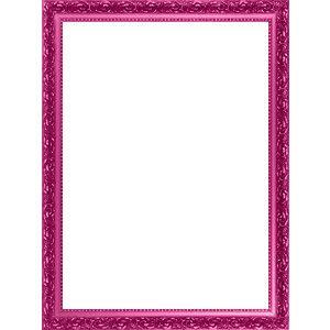 pink frame bright pink frame polyvore