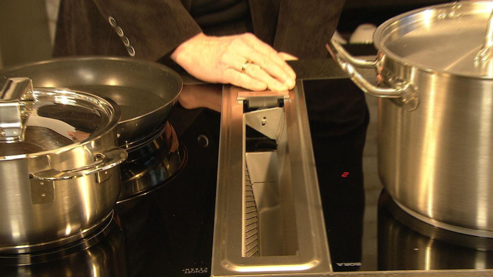 Bora muldenlüftung im test mit video die dunstabzugshaube ist aus