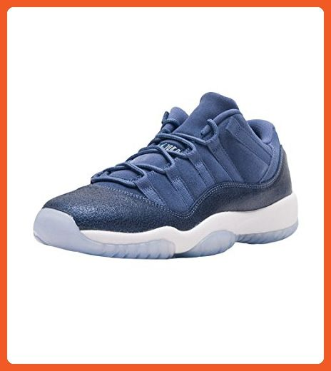 quality design b128d dc9ae Nike Kids Air Jordan 11 Retro Low GG Blue Moon 580521-408 (SIZE  4.5Y) -  Athletic shoes for women ( Amazon Partner-Link)