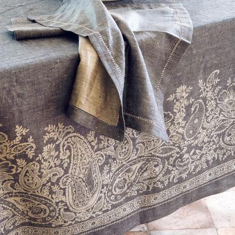 Tischdecke Paisley 170 / 250 cm gesehen auf Loberon.de