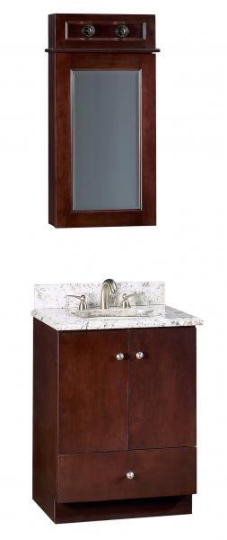 New York Vanity Vanity Tile Showroom Single Vanity