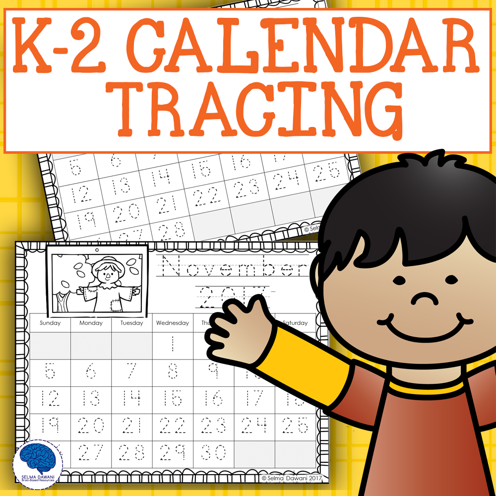 December 2019 Tracing Calendar Calendar Tracing January to December 2019 | Up to Date Product