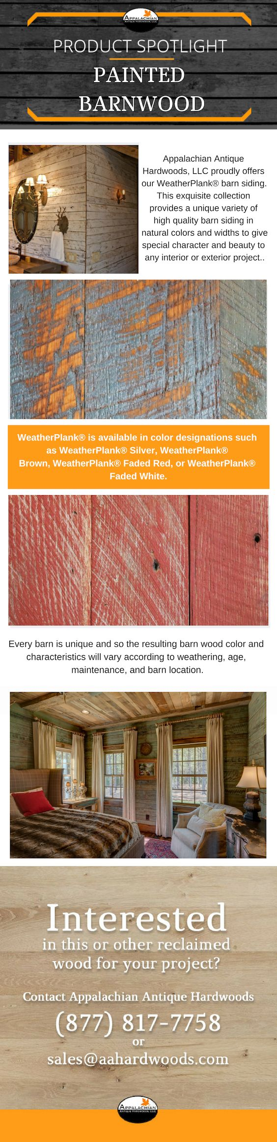 Appalachian Antique Hardwoods, LLC proudly offers our ...